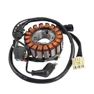 STATOR MAXI SCOOTER TEKNIX ADAPT. 125 / 300 PIAGGIO VESPA GTS 2009-2013 / MP3 YURBAN 2011-2012 Allumages sur le site du spéci...