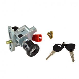 CONTACTEUR A CLE SCOOTER TEKNIX ADAPT. OVETTO / NEOS 2008→(4 TEMPS) / NITRO 2T / 4T 2013→(4 FILS) Contacteurs à clés sur le s...