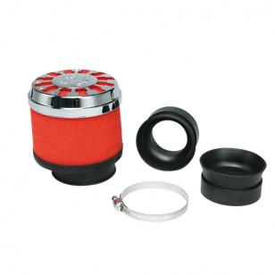 FILTRE A AIR MALOSSI E13 PHBH/MIKUNI/KEIHIN D.42/50/60 MOUSSE ROUGE Filtres sur le site du spécialiste des deux roues O-TAKET...
