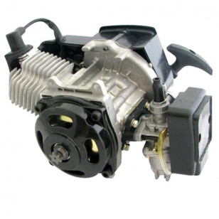 MOTEUR POCKET* COMPLET (SANS POT ECHAPPEMENT) 50 À BOITE sur le site du spécialiste des deux roues O-TAKET.COM