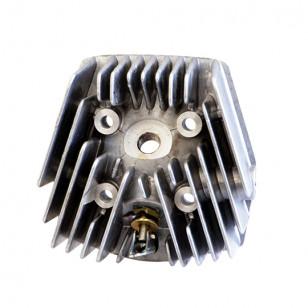 CULASSE CYCLO ADAPT. PEUGEOT 103 (AVEC DECOMPRESSEUR) POLYGONAL CYCLO/SOLEX sur le site du spécialiste des deux roues O-TAKET...