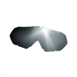 ECRAN LUNETTE STEEV MIROIR FUME ANTI BUEE/ANTI RAYURE Accessoires sur le site du spécialiste des deux roues O-TAKET.COM