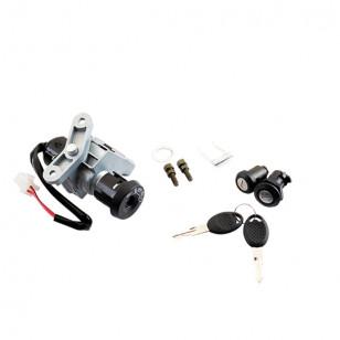 CONTACTEUR A CLE MAXI SCOOTER TEKNIX ADAPT. 125 HONDA SH 2005→ (35010KFT720) Contacteurs à clés sur le site du spécialiste de...