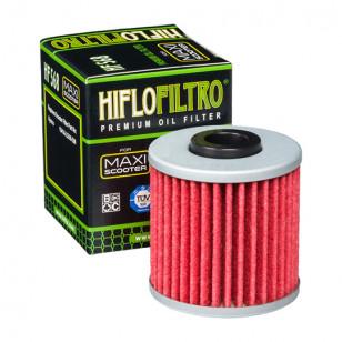 FILTRE A HUILE MAXI SCOOTER HIFLOFILTRO HF568 ADAPT. 400 XCITING 2012→ Filtres à huile sur le site du spécialiste des deux ro...