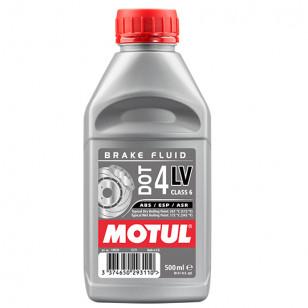 LIQUIDE FREIN DOT4 LV MOTUL BRAKE FLUID (500ML) LUBRIFIANTS sur le site du spécialiste des deux roues O-TAKET.COM
