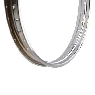 JANTE/CERCLAGE CYCLO 18'' GP 1.50X18 - 36 TROUS CHROME
