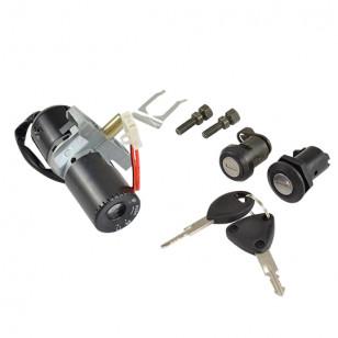 CONTACTEUR A CLE MAXI SCOOTER TEKNIX ADAPT. 125 HONDA SH 2001-2004 (35010KPR900) Contacteurs à clés sur le site du spécialist...