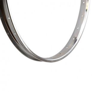 JANTE/CERCLAGE CYCLO 19'' FS38 1.20X19 - 28 TROUS CHROME CYCLO/SOLEX sur le site du spécialiste des deux roues O-TAKET.COM