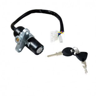 CONTACTEUR A CLE MOTO TEKNIX ADAPT. DERBI SENDA / GPR APRILIA RX50 / RS50 / GILERA SMT / RCR Contacteurs à clés sur le site d...