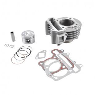 CYL QUAD ALU TEKNIX* ADAPT. GY6 / CHINOIS - 80 CC Cylindres sur le site du spécialiste des deux roues O-TAKET.COM