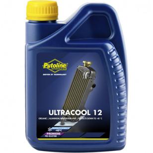 LIQUIDE DE REFROIDISSEMENT PUTOLINE ULTRACOOL 12 (1L) LUBRIFIANTS sur le site du spécialiste des deux roues O-TAKET.COM
