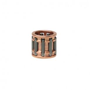 CAGE AIGUILLE PISTON MALOSSI ADAPT. BOOSTER / NITRO / SR50 / F12 / PW50 (10X14X13) - CUIVRE Pistons sur le site du spécialist...