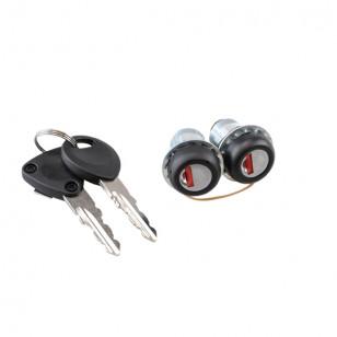 CONTACTEUR A CLE MOTO TEKNIX ADAPT. DERBI SENDA / APRILIA RX / RCR / SMT / SX (UNIQUEMENT SERRURES) Contacteurs à clés sur le...