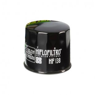 FILTRE A HUILE MAXI SCOOTER HIFLOFILTRO HF975 ADAPT. 650 SUZUKI BURGMAN 2002-2018 Filtres à huile sur le site du spécialiste ...