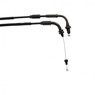 TRANSMISSION / CABLE GAZ MAXI SCOOTER TEKNIX ADAPT. 125 HONDA SH 2009-2013 -OEM 17910KFG900 Câbles et Transmissions sur le si...