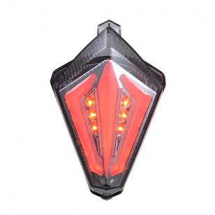 FEU AR MAXI SCOOTER/MOTO ADAPT. 530 TMAX -17/YZF R1 07-08 FUME LEDS FOGGY HOMOLOGUE CE MAXI-SCOOTER sur le site du spécialist...