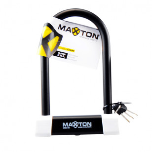 ANTIVOL U MAXTON 120X220 CLASSE SRA FABRICATION CEE ÉQUIPEMENTS sur le site du spécialiste des deux roues O-TAKET.COM