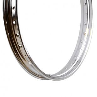 JANTE/CERCLAGE CYCLO 17'' GP 1.50X17 - 36 TROUS CHROME CYCLO/SOLEX sur le site du spécialiste des deux roues O-TAKET.COM