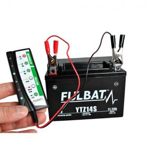 TESTEUR DE BATTERIE FULBAT FULTEST Batteries sur le site du spécialiste des deux roues O-TAKET.COM