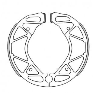 MACHOIRE FREIN MAXI SCOOTER AR NEWFREN ADAPT. 125 CYGNUS / FLAME 2004→ Mâchoires sur le site du spécialiste des deux roues O-...