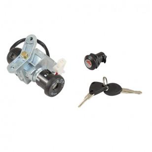 CONTACTEUR A CLE MAXI SCOOTER TEKNIX ADAPT. 125 HONDA SH i 2008 (35010KTF640) Contacteurs à clés sur le site du spécialiste d...