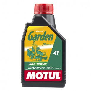 HUILE MOTEUR 4T MOTUL GARDEN 10W30 (600ML) - MOTOCULTURE LUBRIFIANTS sur le site du spécialiste des deux roues O-TAKET.COM