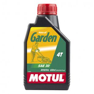 HUILE MOTEUR 4T MOTUL GARDEN SAE30 (600ML) - MOTOCULTURE LUBRIFIANTS sur le site du spécialiste des deux roues O-TAKET.COM