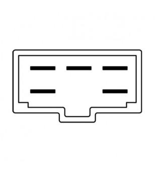 REGULATEUR DE TENSION MAXI SCOOTER TEKNIX ADAPT. 125 XMAX 12-13/CYGNUS/FLAME 04-/YZF
