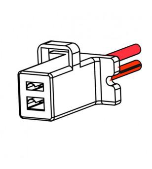 CONTACTEUR A CLE MAXI SCOOTER TEKNIX ADAPT. 125 HONDA SHI 2008 (35010KTF640)