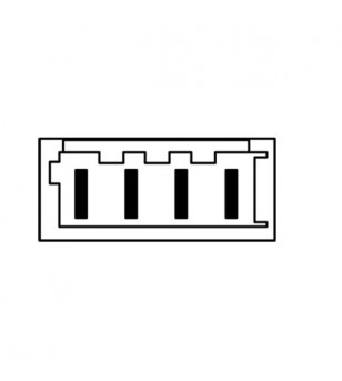 CONTACTEUR A CLE MAXI SCOOTER TEKNIX ADAPT. 125/300/400/500 PIAGGIO (PARTIE AR) (582951)