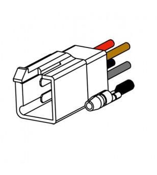 CONTACTEUR A CLE MAXI SCOOTER TEKNIX ADAPT. 125 FLIPPER/WHY (5EUH20210100)