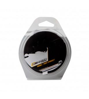 PIGNON MOTO D13 DOPPLER ADAPT. DERBI SENDA/GPR/GSM 1999-  420 13 DTS - FAB EUROPE