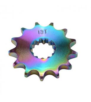 PIGNON MOTO B13 DOPPLER ADAPT. AM6 428 13 DTS - NEOCHROME