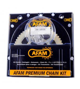 KIT CHAINE AFAM ADAPT. FANTIC CABALLERO 2006-2018 420 12X58 Kits chaînes sur le site du spécialiste des deux roues O-TAKET.COM