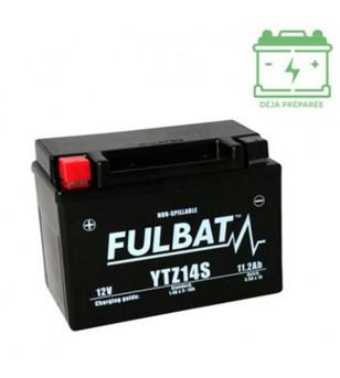 BATTERIE FTZ14S FULBAT 12V11.2AH LG150 L88 H110 (GEL - SANS ENTRETIEN) - ACTIVEE USINE Batteries sur le site du spécialiste d...