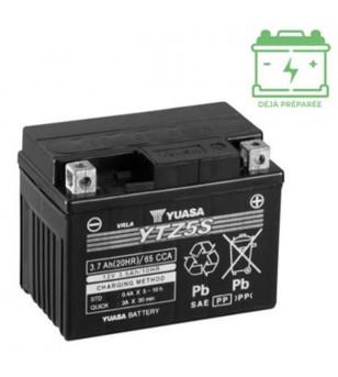 BATTERIE YTZ5S YUASA 12V 5AH GEL SANS ENTRETIEN LG113 L70 H85 - ACTIVE USINE Batteries sur le site du spécialiste des deux ro...