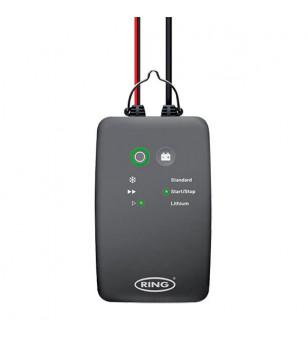 CHARGEUR BATTERIE INTELLIGENT AVANCE RING 706 - 12V 6A (POUR BATTERIE DE 1 A 160 AH) Batteries sur le site du spécialiste des...