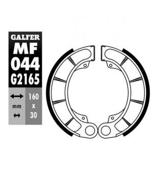 MACHOIRE FREIN 05 GALFER AR HONDA 125 / 150 PANTHEON / FORESIGHT (160X30) Mâchoires sur le site du spécialiste des deux roues...