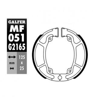 MACHOIRE FREIN 07 GALFER AR HONDA 50 VISION / 125CBF / PCX / SH (125X25) Mâchoires sur le site du spécialiste des deux roues ...