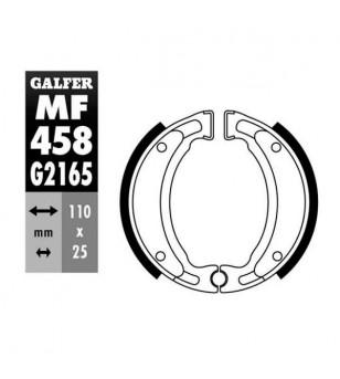 MACHOIRE FREIN 13 GALFER AV/AR CPI POPCORN / FLAME 125 / CYGNUS 125 / SR 125 (110X25) Mâchoires sur le site du spécialiste de...