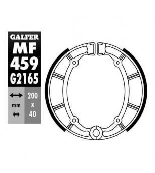 MACHOIRE FREIN 14 GALFER AR 535/1100 VIRAGO / 650 STAR (200X40) Mâchoires sur le site du spécialiste des deux roues O-TAKET.COM