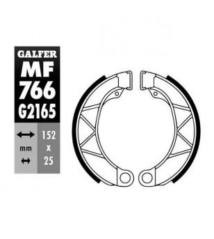 MACHOIRE FREIN 25 GALFER AV/AR LAMBRETTA 125 / 150 / 175 DL (152 X25) Mâchoires sur le site du spécialiste des deux roues O-T...