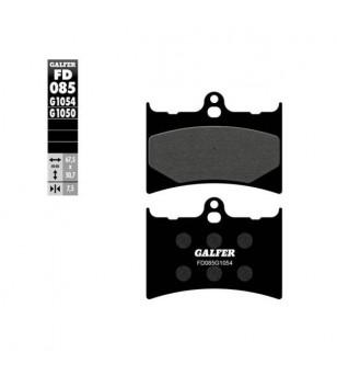 PLAQUETTE FREIN 91 GALFER G1054 ADAPT. AV BENELLI / RIEJU (PR) Plaquettes sur le site du spécialiste des deux roues O-TAKET.COM