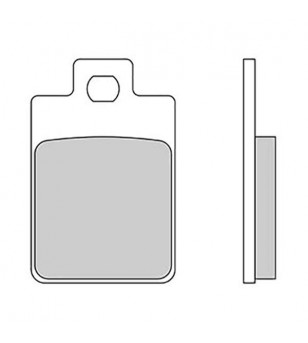 PLAQUETTE FREIN 104 GALFER G1050 ADAPT. AV PIAGGIO SFERA 1996- (PR)