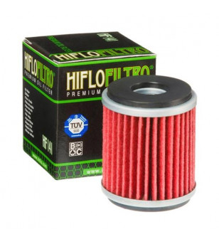 FILTRE A HUILE MAXI SCOOTER/MOTO HIFLOFILTRO HF141 ADAPT. 125 SKYCRUISER / XMAX / X-CITY / YZ-F Filtres à huile sur le site d...