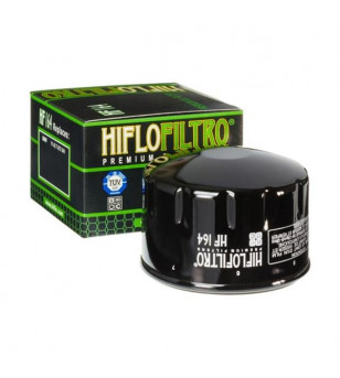 FILTRE A HUILE MAXI SCOOTER HIFLOFILTRO HF164 ADAPT. 600/650 BMW C600/C650 Filtres à huile sur le site du spécialiste des deu...
