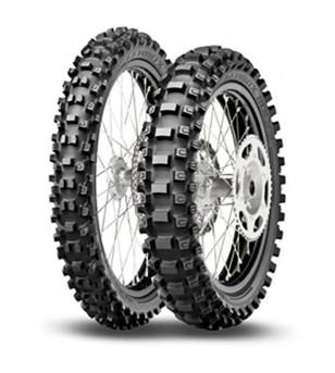 """PNEU MOTO 12"""" 80 / 100 X 12 DUNLOP GEOMAX MX33 TT 41M Pneus Moto sur le site du spécialiste des deux roues O-TAKET.COM"""