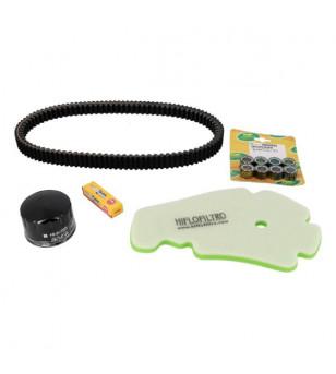 KIT ENTRETIEN / REVISION MAXI SCOOTER TOP PERF PIAGGIO 500 MP3 LT 2011-2013 Kits Entretiens sur le site du spécialiste des de...