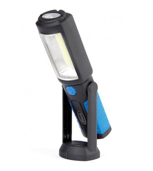 LAMPE ATELIER USB 200 LUMENS RING PORTABLE
