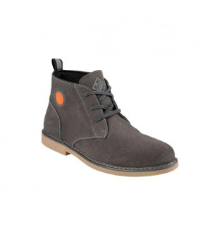 CHAUSSURE TUCANO KENT CUIR CHAMOISE GRISE T39 (PR) -EPI 2 HOMOLOGUE CE PROTECTION MALLEOLES Chaussures sur le site du spécial...